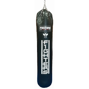 FIGHTERS - Boxsack / Performance / 120 cm / 30 Kg / schwarz